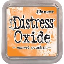 Ranger Distress Oxide Ink Pad Carved Pumpkin (TDO55877)