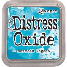 Ranger Distress Oxide Ink Pad Mermaid Lagoon (TDO56058)