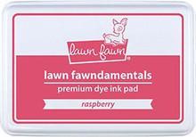 Lawn Fawn Premium Dye Ink Pad Raspberry (LF1659)