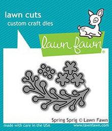 Lawn Fawn Spring Sprig Dies (LF1620)