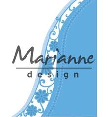 Marianne Design Creatable Anja's Flower Wave (LR0518)