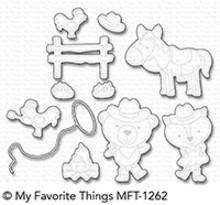 My Favorite Things Die-Namics Best In The West (MFT-1262)