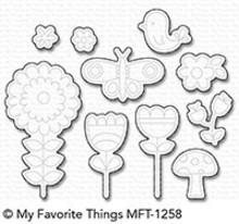 My Favorite Things Die-Namics Beautiful Day (MFT-1258)