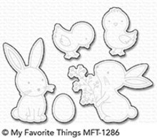 My Favorite Things Die-Namics Hoppy Friends (MFT-1286)