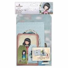 Gorjuss In The Garden Paper Bag Kits (GOR 165103)