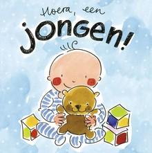 Blond Amsterdam Hoera Een Jongen! Wenskaart (BL208)