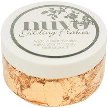 Nuvo Gilding Flakes Sunkissed Copper (NGF852)