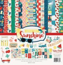 Echo Park Good Day Sunshine 12x12 Inch Collection Kit (GDS149016)