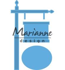 Marianne Design Creatable Sign Post (LR0522)