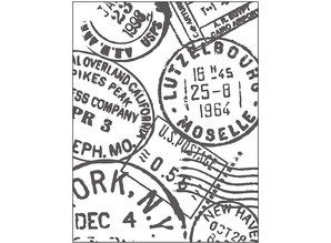 Paperpads.nl SELECT Stempels 11x14 cm Embossing Folder (11767)