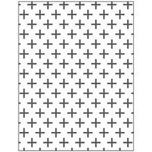 Paperpads.nl SELECT Kruizen 11x14 cm Embossing Folder (11770)