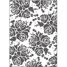 Paperpads.nl SELECT Rozen 13x18,5 cm Embossing Folder (11777)