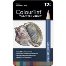 Spectrum Noir ColourTint Tinted Graphite Pencils Nature (SPECCT-NAT12)
