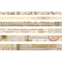 Idea-ology Tim Holtz Design Tape Remnants (TH93671)