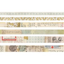 Idea-ology Tim Holtz Design Tape Salvaged (TH93672)