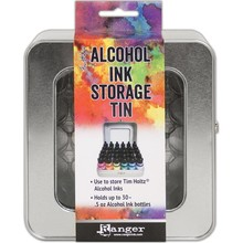 Ranger Tim Holtz Alcohol Ink Storage Tin (AC58618)