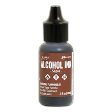 Ranger Tim Holtz Alcohol Ink Sepia (TAL 9448)