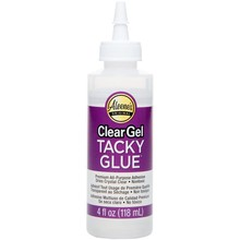 Aleene's Tacky Glue Clear Gel (118 ml)