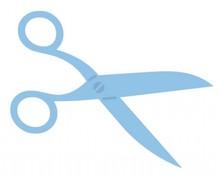 Marianne Design SUPER KNALLER Creatable Classic Scissors (LR0194)