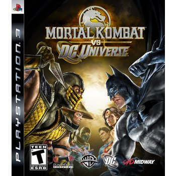 PS3 Mortal Kombat vs. DC Universe kopen