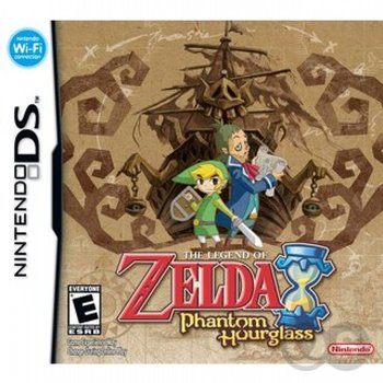 DS Zelda: Phantom Hourglass kopen