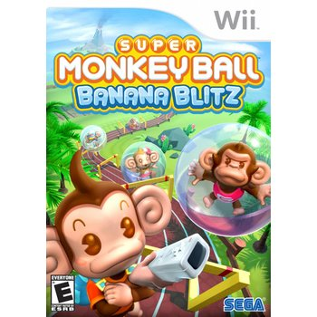 Wii Super Monkey Ball: Banana Blitz kopen