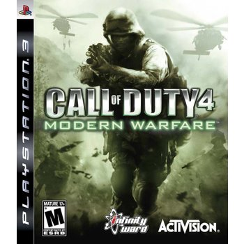 PS3 Call of Duty Modern Warfare