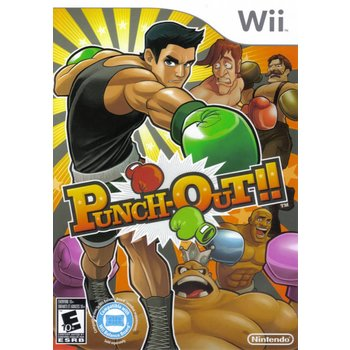 Wii Punch Out kopen