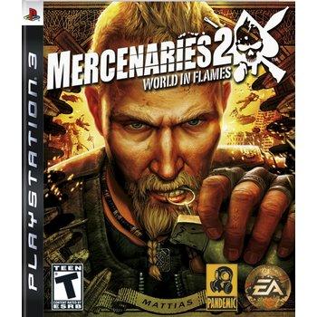PS3 Mercenaries 2: World in Flames kopen