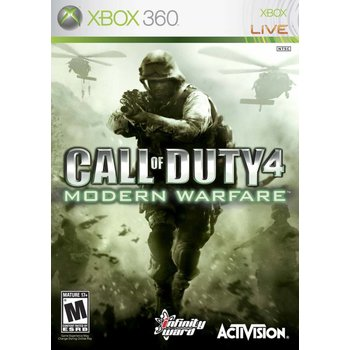 Xbox 360 Call of Duty 4: Modern Warfare