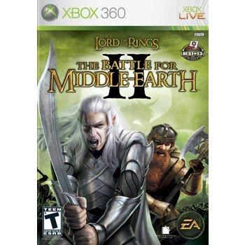 Xbox 360 Lord of the Rings: Battle for Middle-Earth II