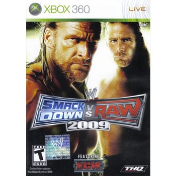 Xbox 360 Smackdown vs. Raw 2009
