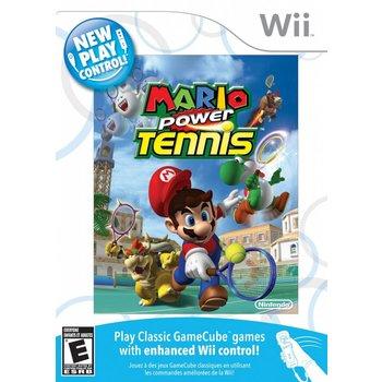 Wii Mario Power Tennis kopen