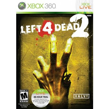 Xbox 360 Left For Dead 2
