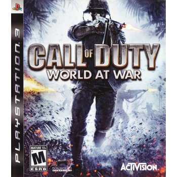 PS3 Call of Duty: World at War