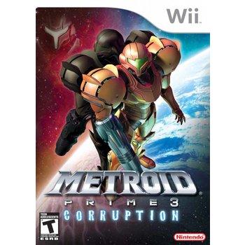 Wii Metroid Prime 3: Corruption kopen