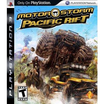 PS3 Motorstorm: Pacific Rift