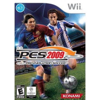 Wii Pro Evolution Soccer (PES) 2009