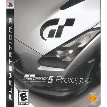 PS3 Gran Turismo 5 Prologue