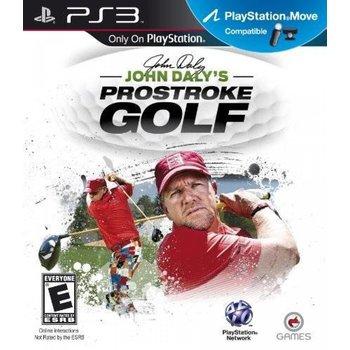 PS3 John Daly's ProStroke Golf