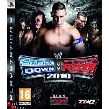 PS3 Smackdown vs raw 2010
