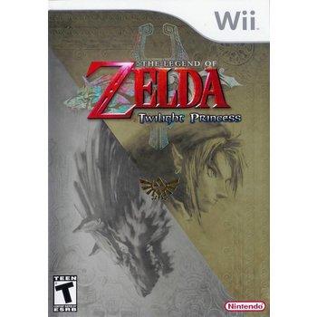 Wii Zelda: Twilight Princess