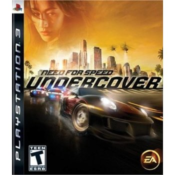 PS3 Need for Speed ​​Undercover