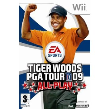 Wii Tiger Woods PGA Tour 09: All Play