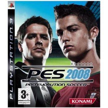 PS3 Pro Evolution Soccer (PES) 2008
