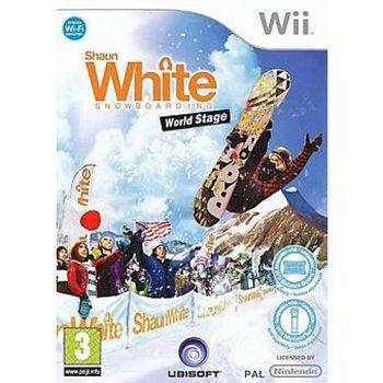 Wii Shaun White World Stage