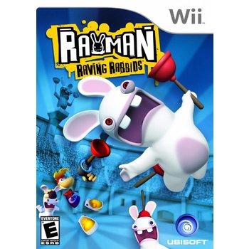 Wii Rayman Raving Rabbids kopen