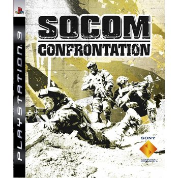 PS3 Socom: Confrontation kopen