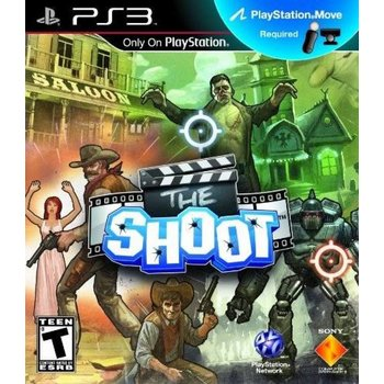 PS3 The Shoot ~ Move Playstation