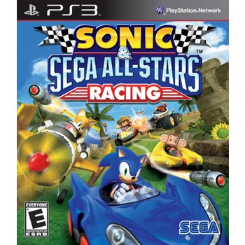 PS3 Sonic & SEGA All-Stars Racing kopen